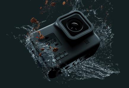 GoPro presenta su cámara  Hero8 Black y tres nuevos accesorios 2
