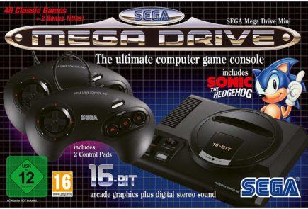SEGA Mega Drive Mini, regresa la nostalgia al mundo gamer 1