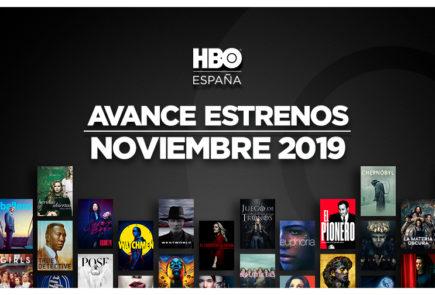 Estrenos de HBO para Noviembre 6