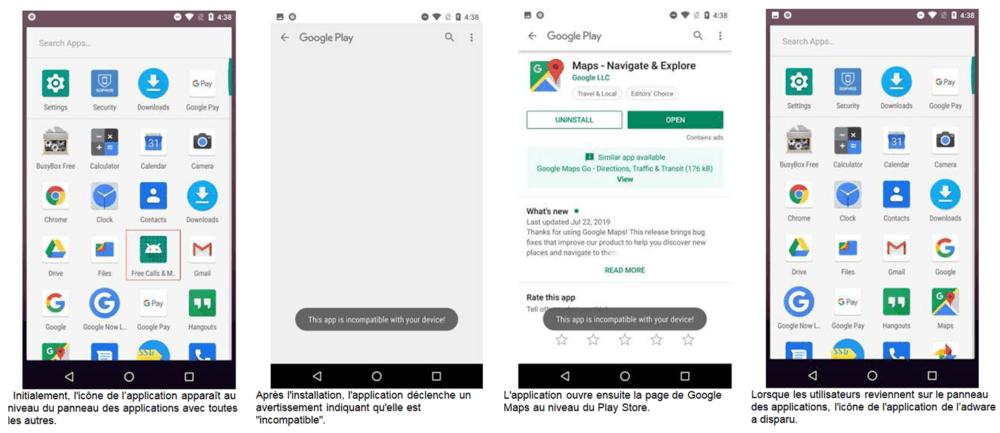 Ten cuidado con estas aplicaciones de la Google Play Store 2