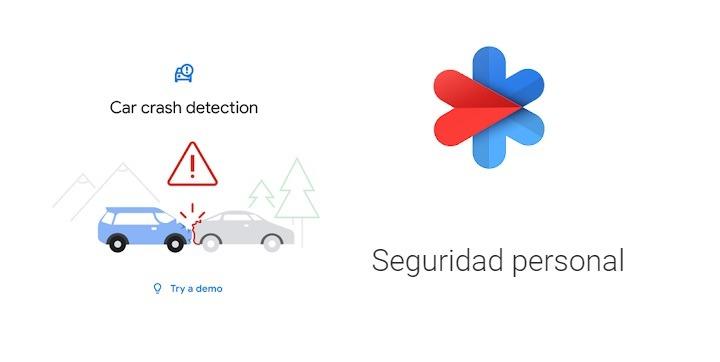 """""""Seguridad Personal"""" la app para los Google Pixel que detecta accidentes, aparece en la tienda 1"""