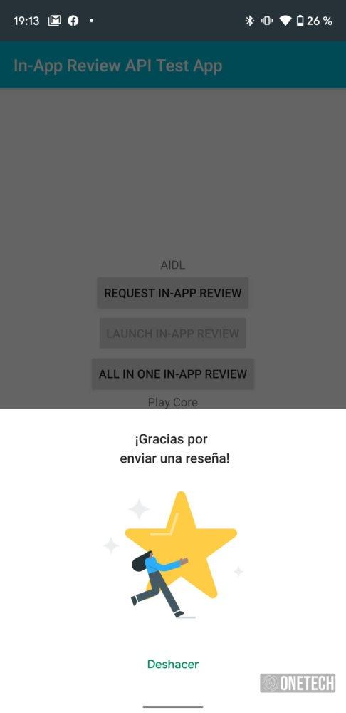 La Google Play Store está probando una nueva sección de valoraciones 6