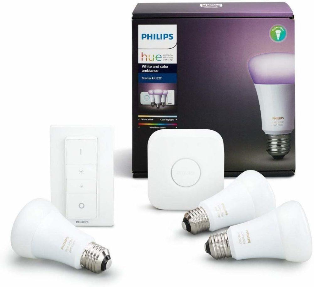 Alumbra tu casa con la iluminación inteligente Philips Hue al mejor precio 4
