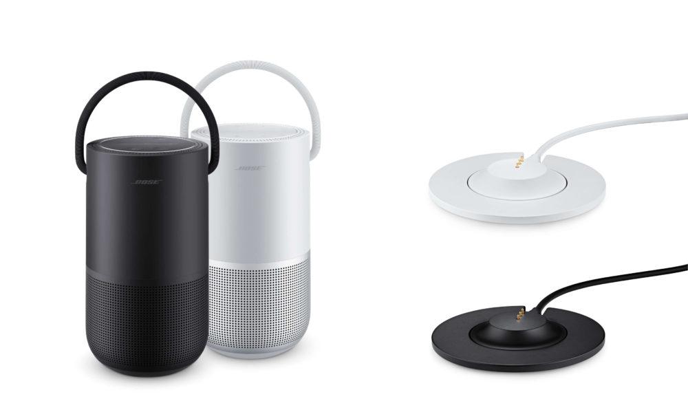 Bose Portable Home Speaker, los altavoces inteligentes que te acompañan donde quieras 2