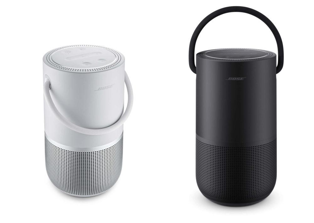 Bose Portable Home Speaker, los altavoces inteligentes que te acompañan donde quieras 1