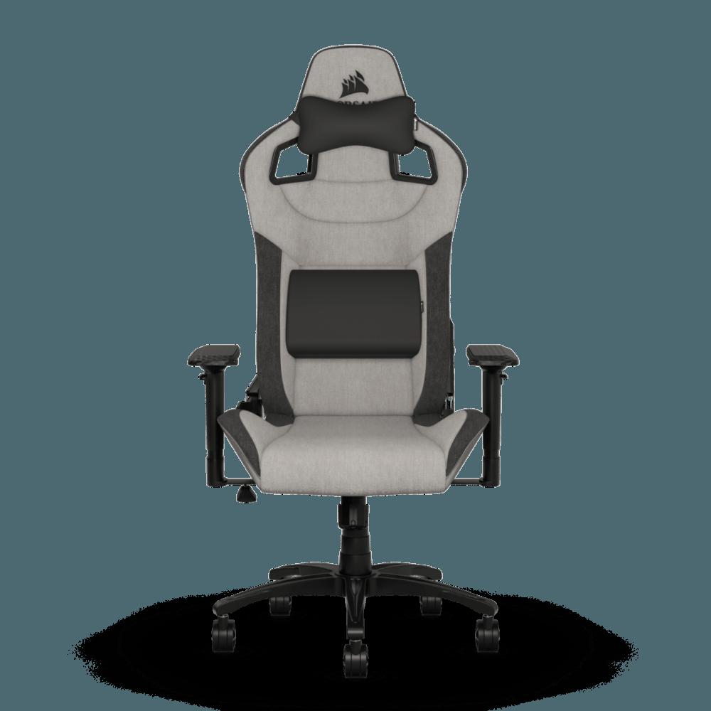 Corsair lanza la T3 RUSH, su nueva silla gamer premiun 6