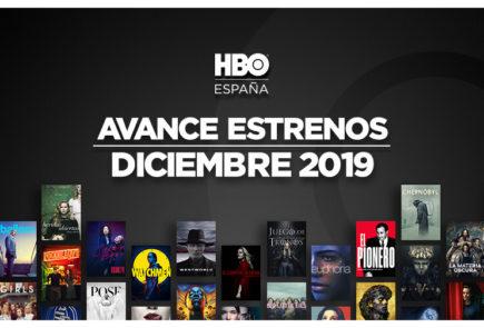 Ya tenemos los estrenos de HBO para Diciembre 5