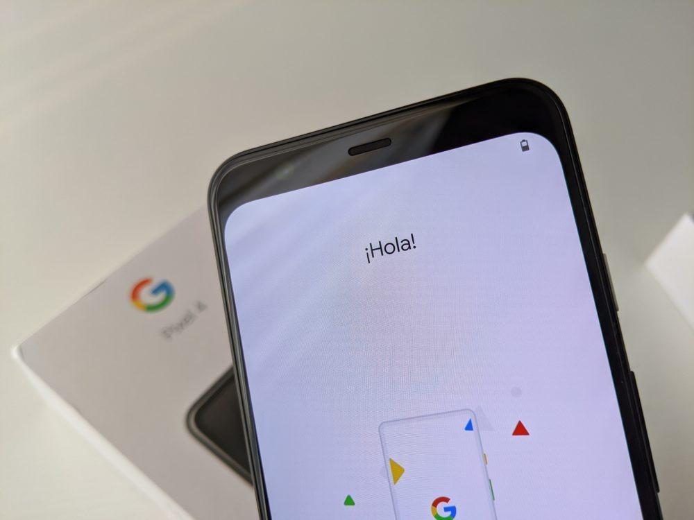 Google Pixel 4, el terminal que se controla sin tocar - Análisis 14