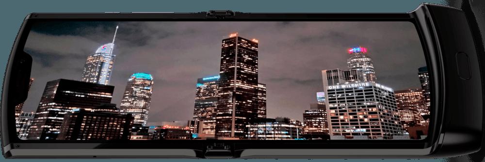 El Motorola RAZR con pantalla plegable, se filtra en imágenes 4