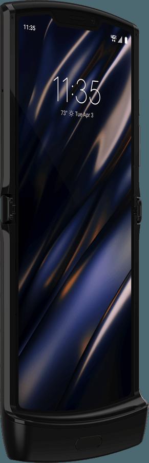 El Motorola RAZR con pantalla plegable, se filtra en imágenes 5