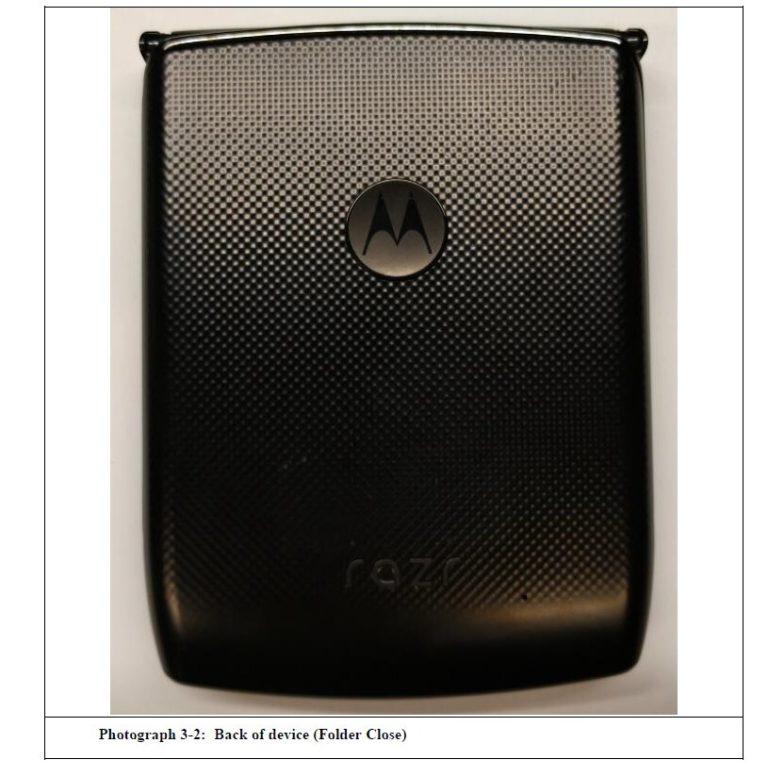 El Motorola Razr 2019 se muestra en sus primeras imágenes reales 5