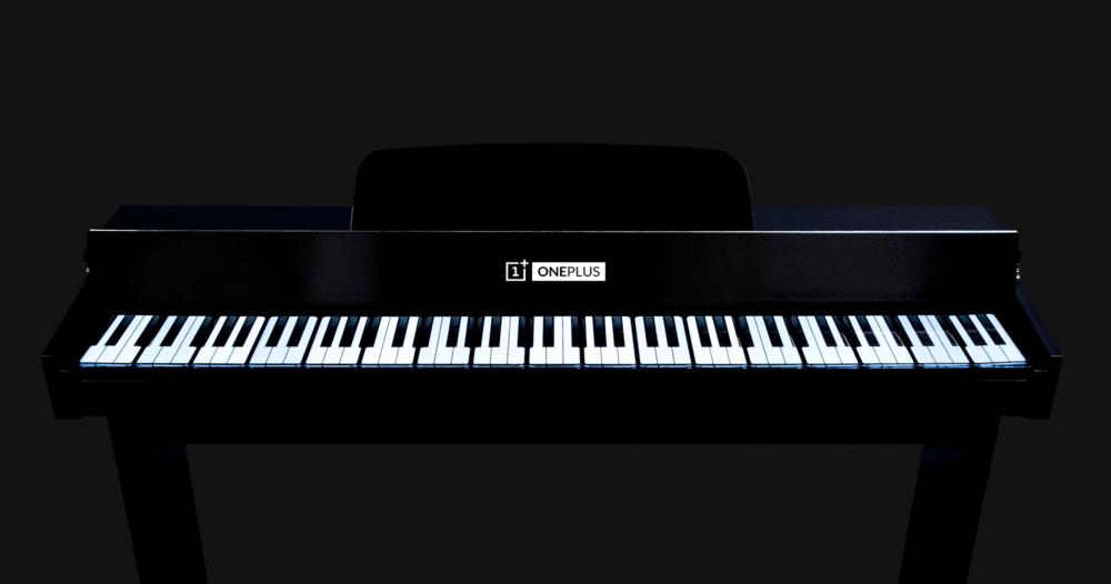 OnePlus Phone Piano