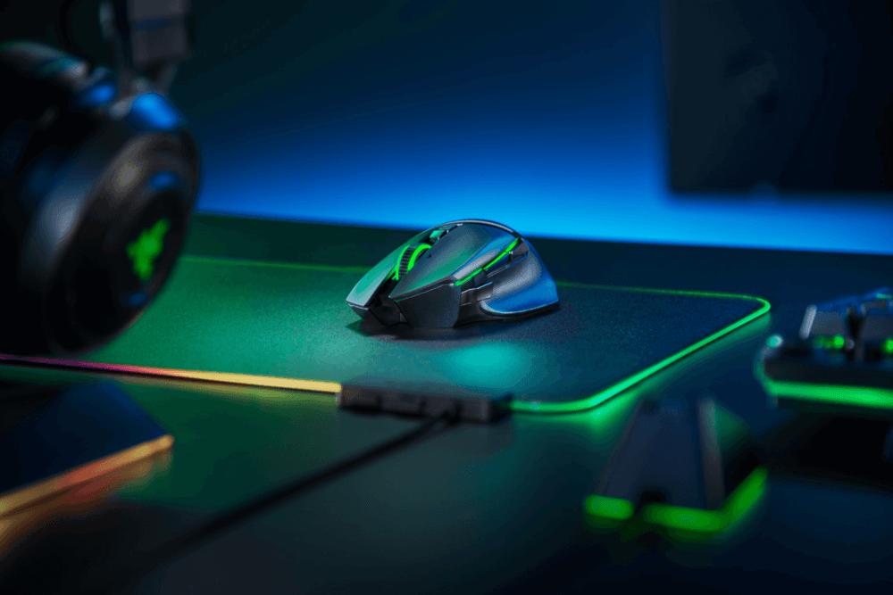 Razer amplia su gama de ratones inalámbricos Basilisk 4