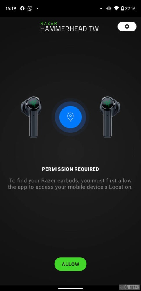 Razer Hammerhead True Wireless, unos earbuds con mucho que decir - Análisis 1