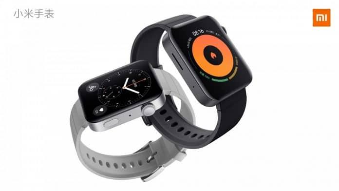 Xiaomi Mi Watch es oficial y esto es lo que debes conocer 1