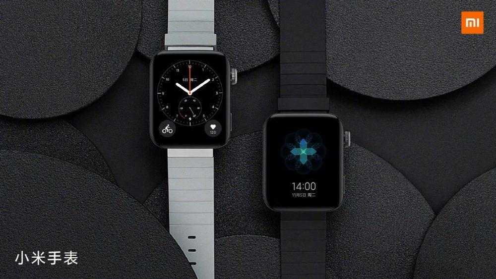Xiaomi Mi Watch es oficial y esto es lo que debes conocer 2