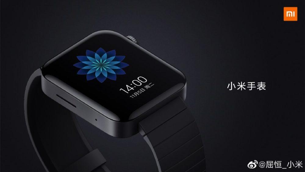 Xiaomi Mi Watch es oficial y esto es lo que debes conocer 3