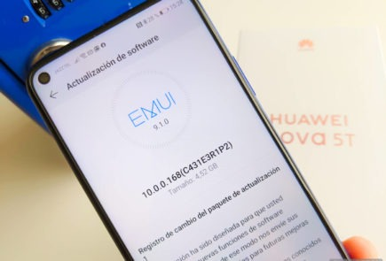 Huawei Nova 5T recibe Android 10 con EMUI 10
