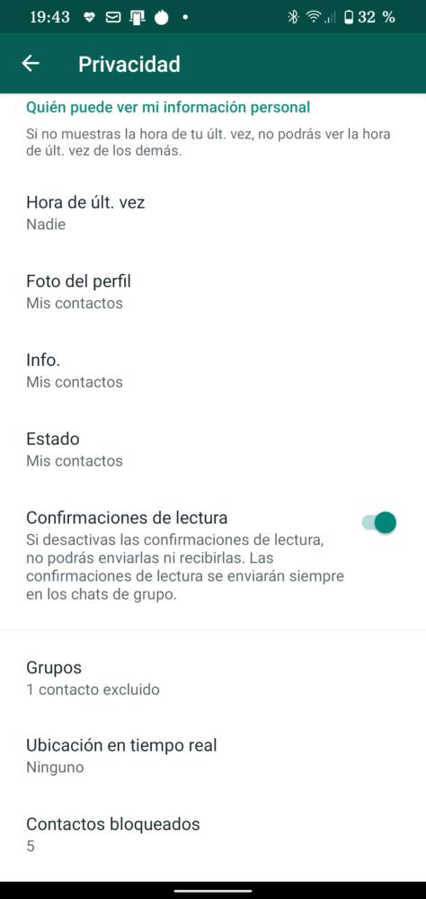 WhatsApp mejora las opciones para bloquear que te añadan a un grupo
