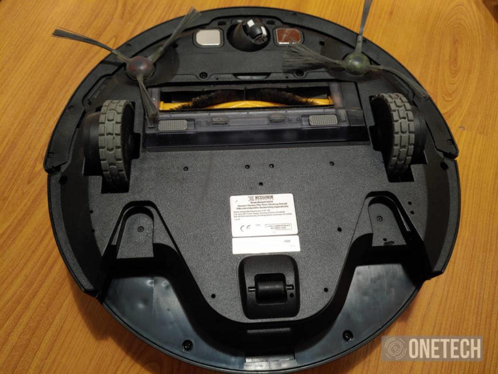 Ecovacs Deebot Ozmo 930, probamos este robot que aspira y friega 3