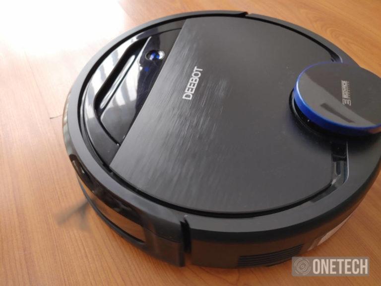 Ecovacs Deebot Ozmo 930, probamos este robot que aspira y friega 29