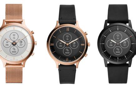 Fossil Hybrid HR, un smartwatch con dos semanas de batería 7