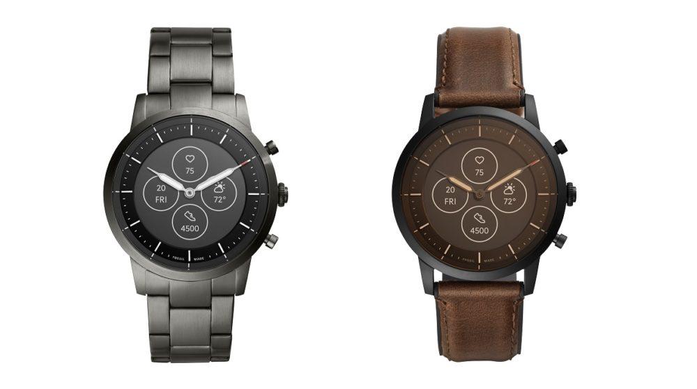 Fossil Hybrid HR, un smartwatch con dos semanas de batería 1