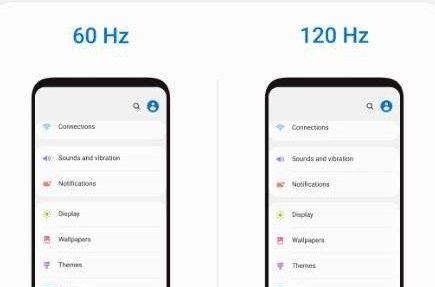 Samsung trabaja en pantallas a 120 Hz  para sus móviles 3