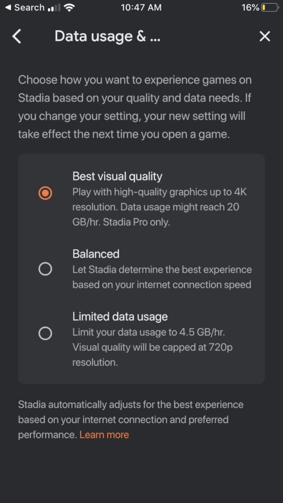 Google nos muestra un avance de Stadia 3