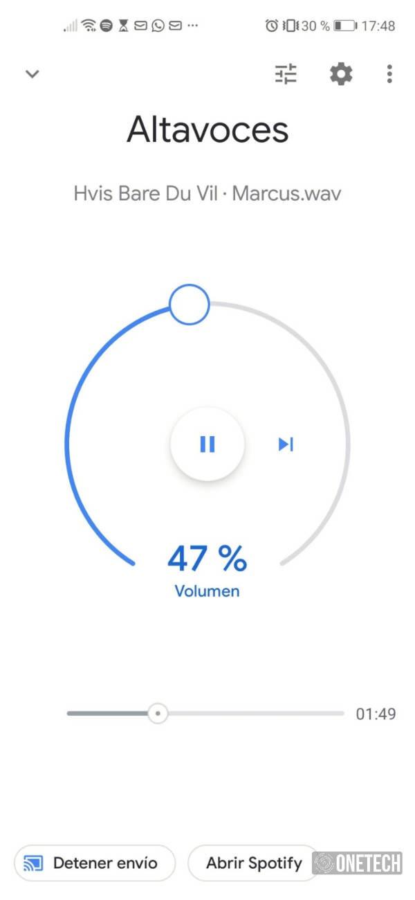Nest Mini, una pequeña gran evolución para el altavoz de Google 9