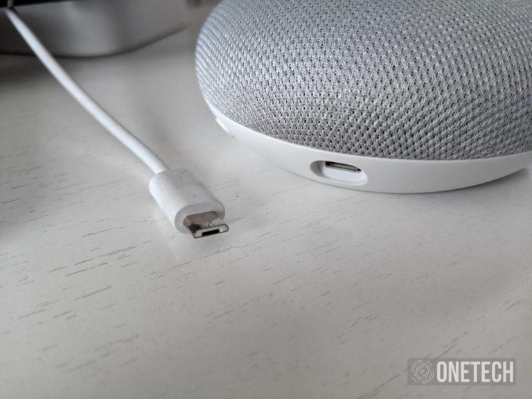Nest Mini, una pequeña gran evolución para el altavoz de Google 3