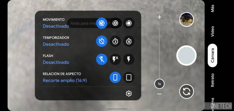 Google Pixel 4, el terminal que se controla sin tocar - Análisis 34