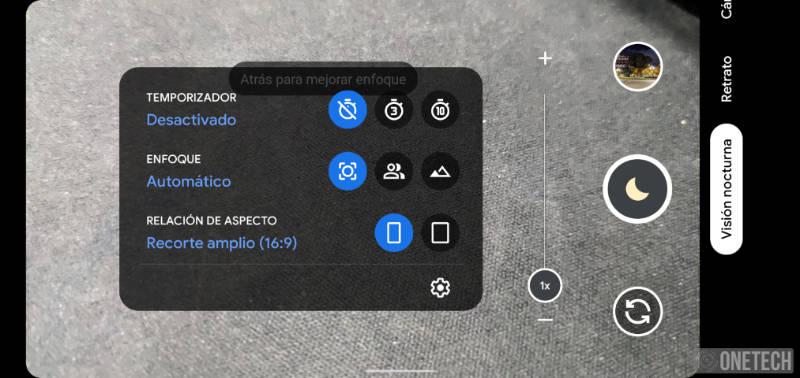 Google Pixel 4, el terminal que se controla sin tocar - Análisis 35
