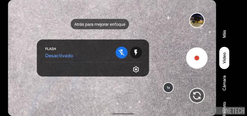 Google Pixel 4, el terminal que se controla sin tocar - Análisis 37