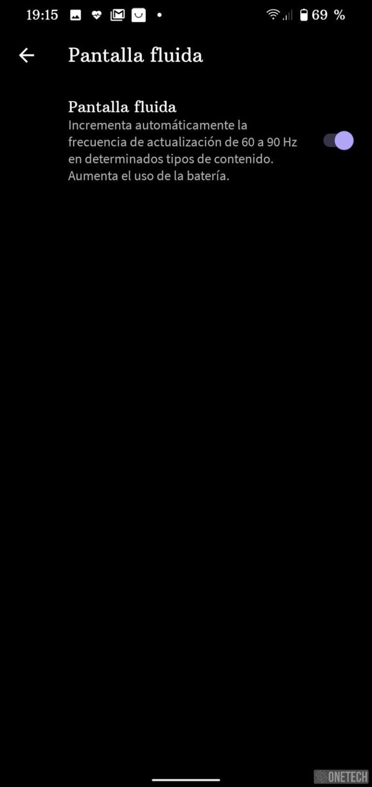 Google Pixel 4, el terminal que se controla sin tocar - Análisis 9