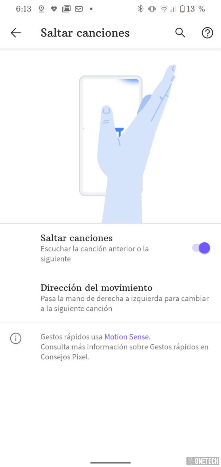 Google Pixel 4, el terminal que se controla sin tocar - Análisis 25