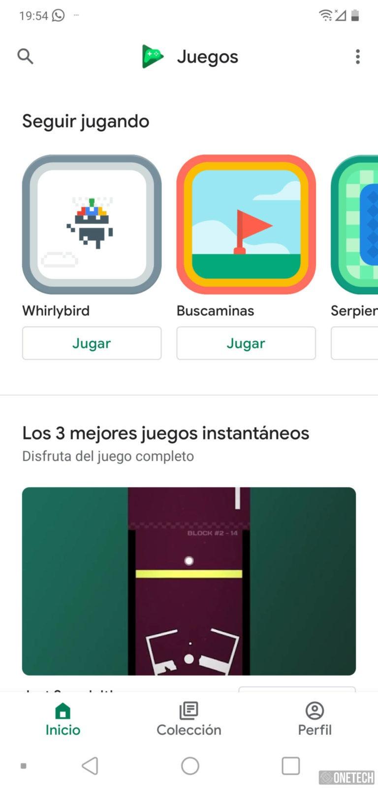 Google Play Juegos estrena un nuevo diseño 3