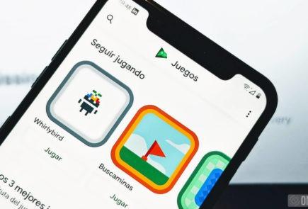 Google Play Juegos estrena un nuevo diseño 5