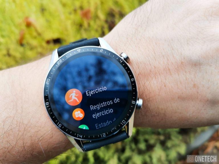 Huawei Watch GT 2, batería descomunal para un diseño dual - Análisis 8