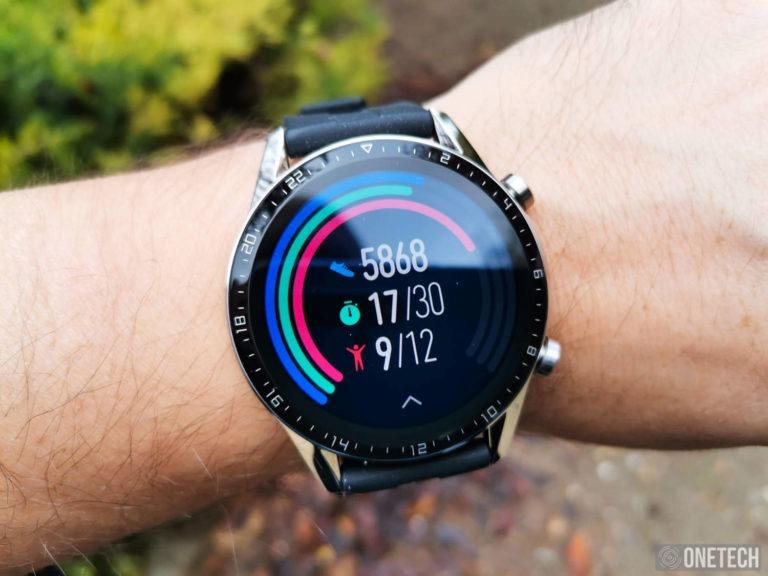 Huawei Watch GT 2, batería descomunal para un diseño dual - Análisis 7