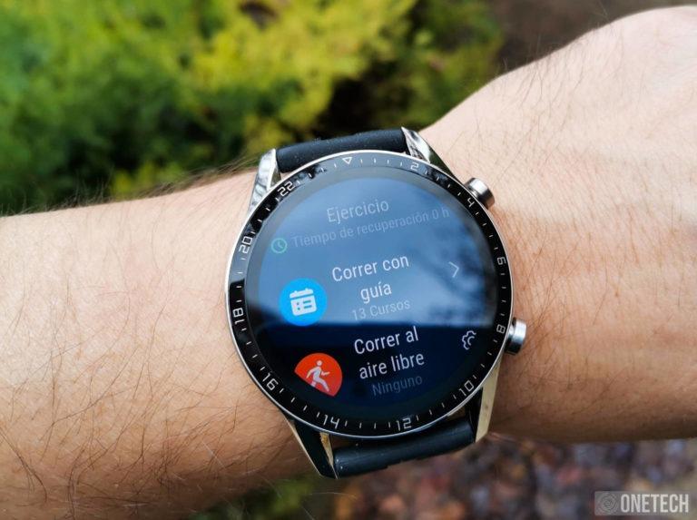 Huawei Watch GT 2, batería descomunal para un diseño dual - Análisis 6