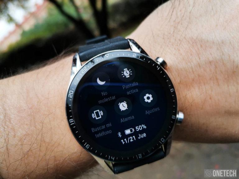 Huawei Watch GT 2, batería descomunal para un diseño dual - Análisis 5