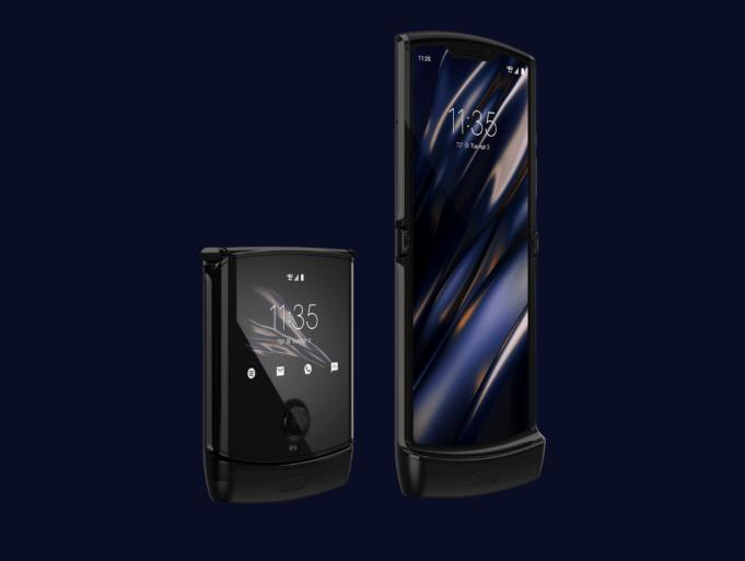 El Motorola Razr es oficial, un smartphone plegable diferente 2