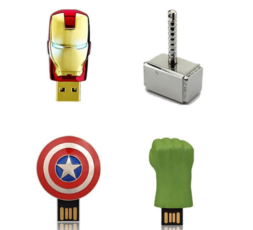Las memorias USB mas frikis que veras rebajadas en AliExpress 3