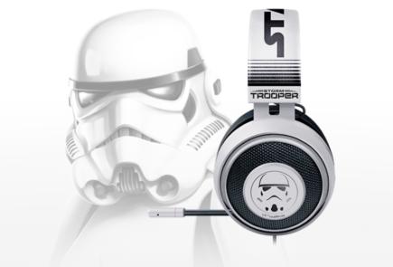 Razer Kraken Stormtrooper Edition, los auriculares para fans de Star Wars 2