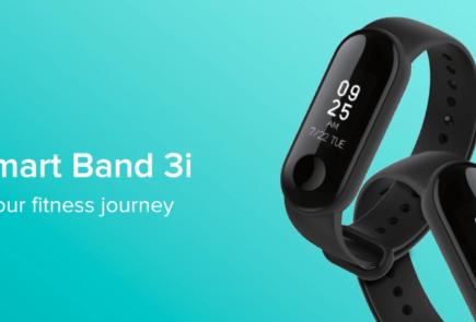 Xiaomi Mi Band 3i, aún más barata, pero con recortes 3