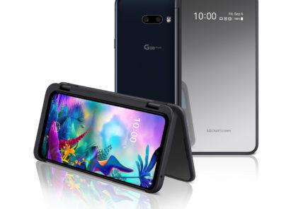 El LG G8X ThinQ se presenta en España con pantalla dual 3