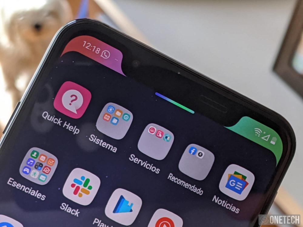 LG G8 Smart Green ThinQ, la propuesta de LG para usar sin manos 22