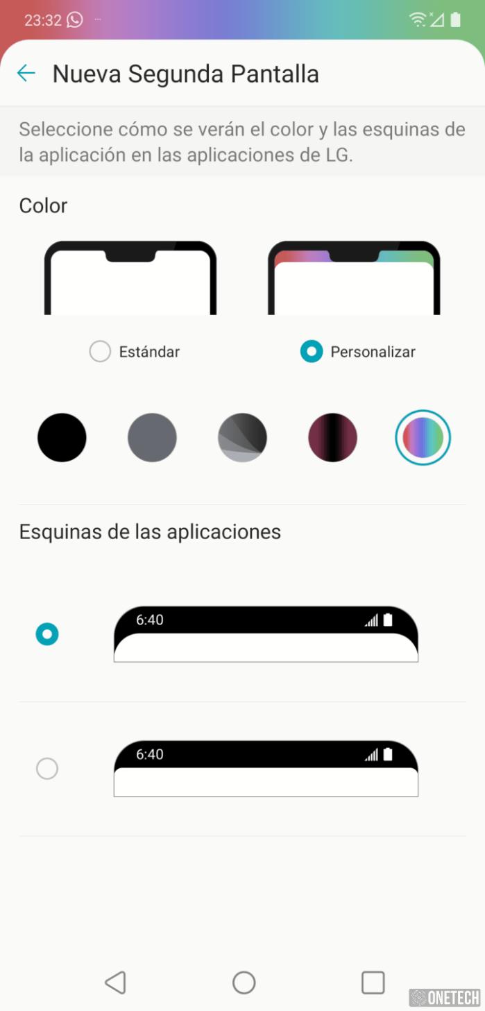 LG G8 Smart Green ThinQ, la propuesta de LG para usar sin manos 13