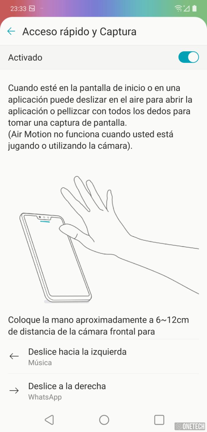 LG G8 Smart Green ThinQ, la propuesta de LG para usar sin manos 28